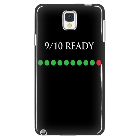 9/10 Ready Phone Case LIMITED EDITION - The Nerd Cave - 1