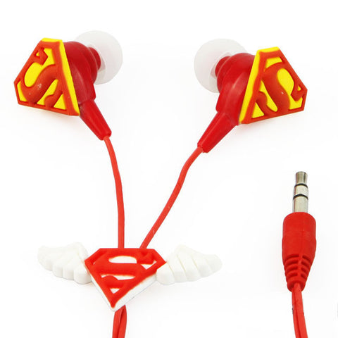 Superman Headphones - The Nerd Cave - 1
