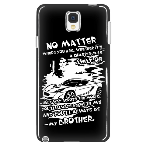 No Matter Phone Case LIMITED EDITION - The Nerd Cave - 1