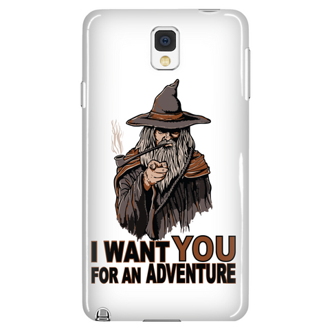 I Want An Adventure Phone Case LIMITED EDITION - The Nerd Cave - 1