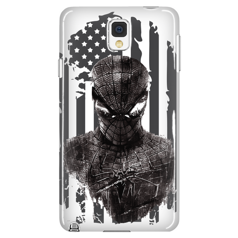 Spider Flag Phone Case LIMITED EDITION - The Nerd Cave - 1