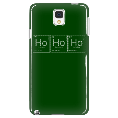 HO HO HO Phone Case LIMITED EDITION - The Nerd Cave - 1