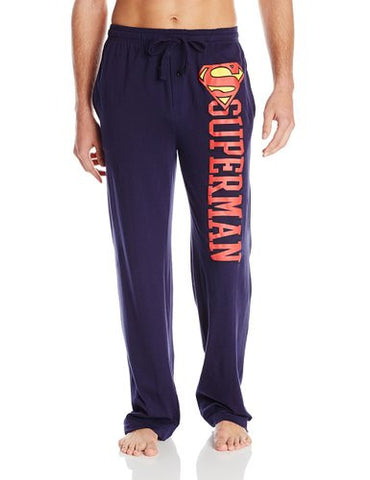 Superman Logo Lounge Pants - The Nerd Cave