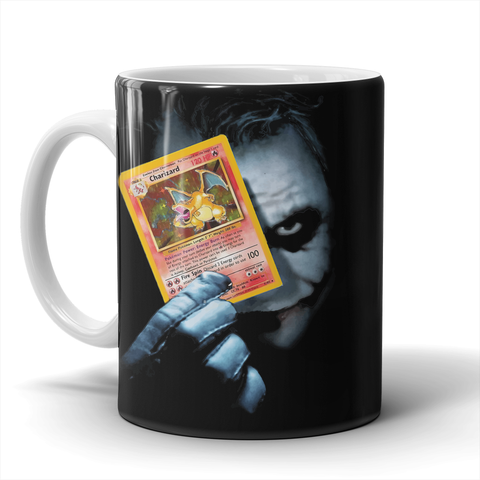 Joker And The Card Mug LIMITED EDITION - The Nerd Cave - 1