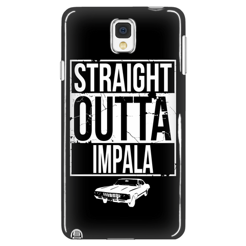 Straight Outta Impala Phone Case LIMITED EDITION - The Nerd Cave - 1