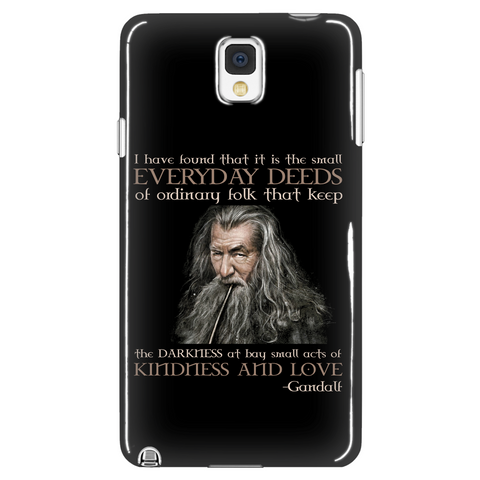 Everyday Deeds Phone Case LIMITED EDITION - The Nerd Cave - 1