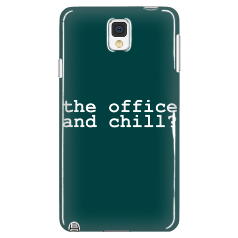 Chill Office Phone Case LIMITED EDITION - The Nerd Cave - 1