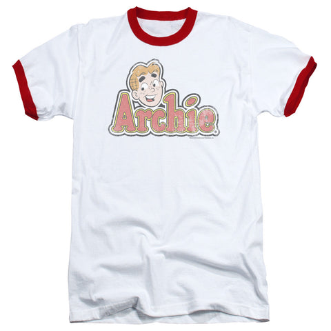 Distressed Archie Logo