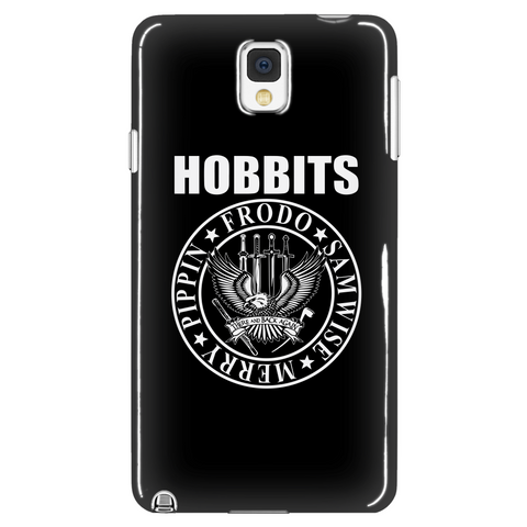 Hobbits Phone Case LIMITED EDITION - The Nerd Cave - 1