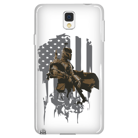 Bounty Hunter Flag Phone Case LIMITED EDITION - The Nerd Cave - 1