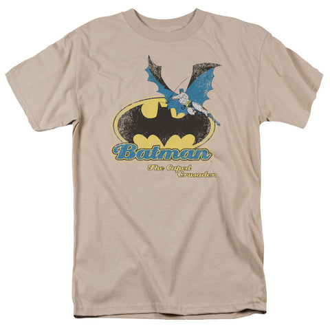 Caped Crusader Retro - The Nerd Cave - 1