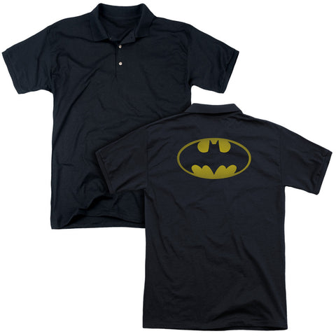 Washed Bat Logo (Back Print) - The Nerd Cave