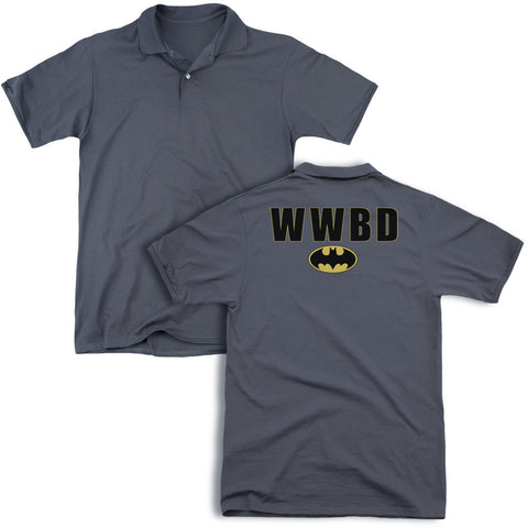 WWBD Logo (Back Print) - The Nerd Cave