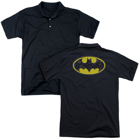 Bats In Logo (Back Print) - The Nerd Cave
