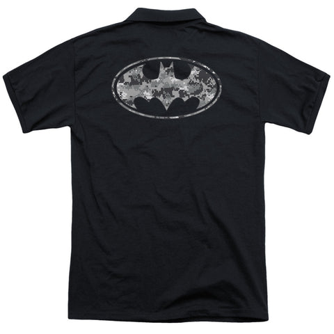 Urban Camo Shield (Back Print) - The Nerd Cave