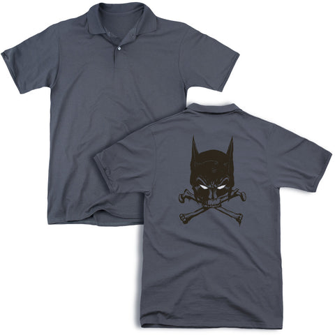 Bat And Bones (Back Print) - The Nerd Cave