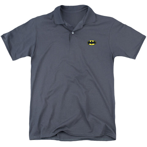 Batman Emblem Polo - The Nerd Cave