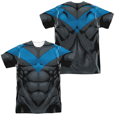 Nightwing Blue Uniform