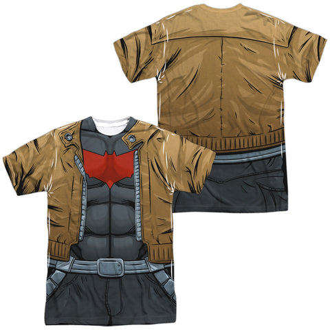 Red Hood Uniform