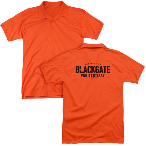 Blackgate (Back Print) - The Nerd Cave