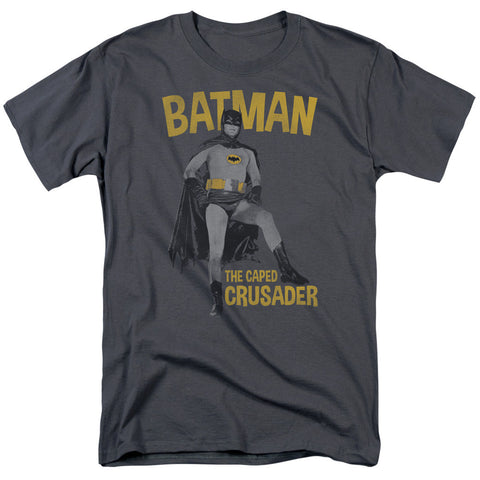 Caped Crusader - The Nerd Cave - 1