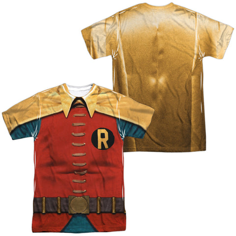 Robin Costume - The Nerd Cave - 1