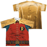 Robin Costume - The Nerd Cave - 5