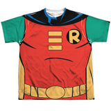 Robin Uniform - The Nerd Cave - 10