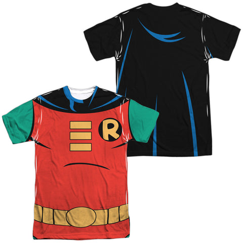 Robin Uniform - The Nerd Cave - 1
