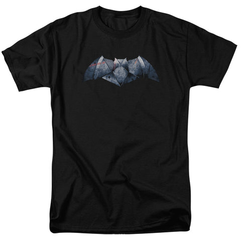 Plated Bat Logo - The Nerd Cave - 1