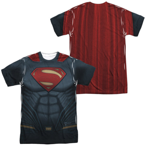 Superman Uniform - The Nerd Cave - 1