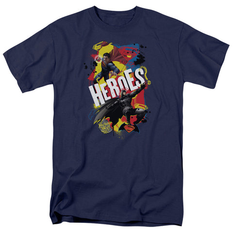 Double Hero - The Nerd Cave - 1