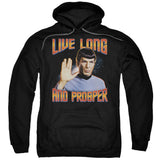Live Long And Prosper - The Nerd Cave - 7