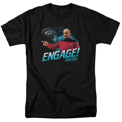 Engage - The Nerd Cave - 1