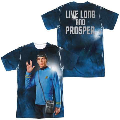 Live Long - The Nerd Cave - 1