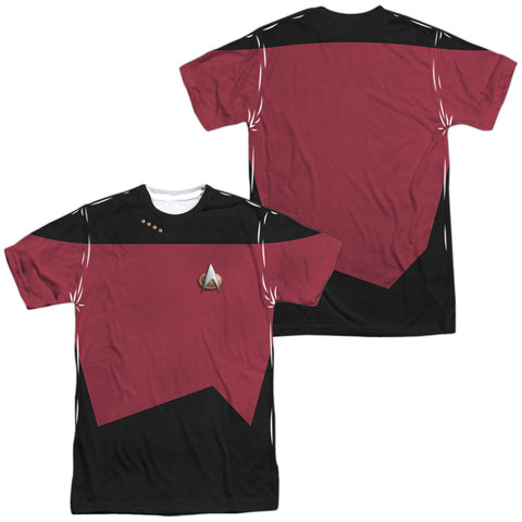 TNG Command Uniform - The Nerd Cave - 1