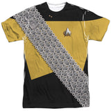 Worf Uniform - The Nerd Cave - 3