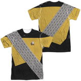 Worf Uniform - The Nerd Cave - 1