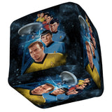 Among The Stars Cube Ottoman - The Nerd Cave - 2