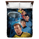Among The Stars Duvet Cover - The Nerd Cave - 2