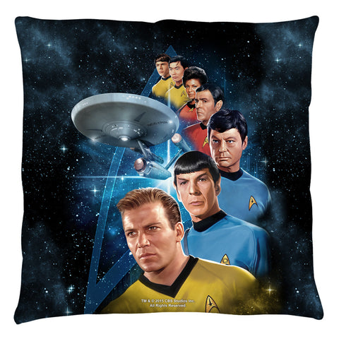 Among The Stars Pillow - The Nerd Cave - 1
