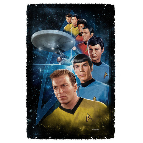 Among The Stars Woven Throw - The Nerd Cave