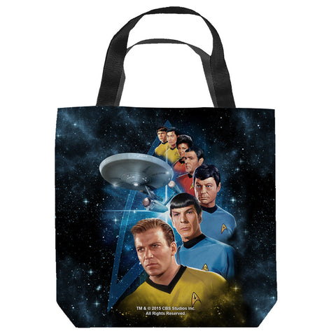 Among The Stars Tote Bag - The Nerd Cave