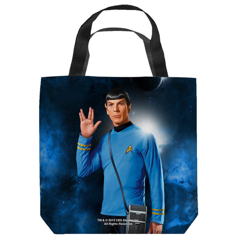 Spock - The Nerd Cave