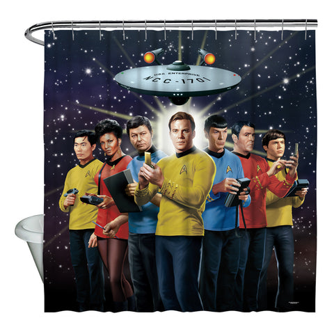Original Crew Shower Curtain