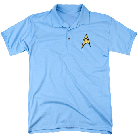 Star Trek Science Emblem Polo - The Nerd Cave