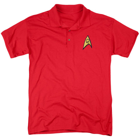 Star Trek Engineering Emblem Polo - The Nerd Cave