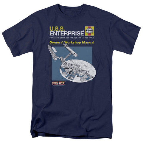 Enterprise Manual - The Nerd Cave - 1