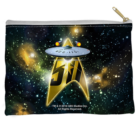50th Ship Accessory Pouch