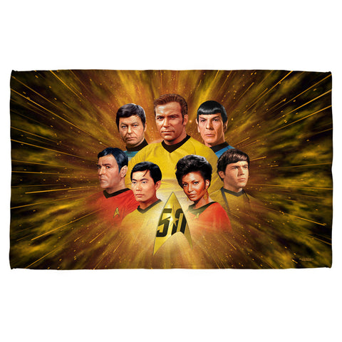 50th Crew Beach Towel